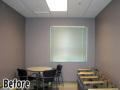 hospital exam room - before