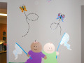 Hospital Mural - Nursery