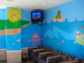 Hospital Mural - maternity