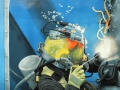 Left Diver is finished 10/24/13