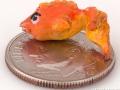 Miniature Sculpted Goldfish