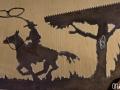 Cowboy Saw - Detail