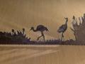 Two Cranes Saw