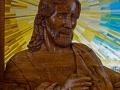 Healing Pew 01 Jesus close