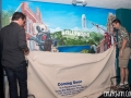 Hebron Majestic Mural - unveiling