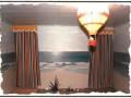 Beach Mural in my house in Las Vegas