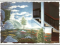 My first large mural commission in 1987 - Palmdale, CA