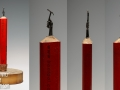 Jewelers Hammer Carved Pencil