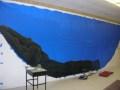 Underwater Ceiling Mural - 03 - Background