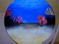 Underwater Mural Aquarium 4' 04