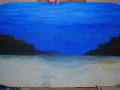 Underwater Mural Aquarium 4x8 02