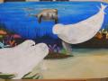 Underwater Mural Aquarium 4x8 06