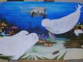 Underwater Mural Aquarium 4x8 07