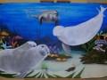 Underwater Mural Aquarium 4x8 08