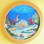 Underwater Murals for Dentist Office Progress