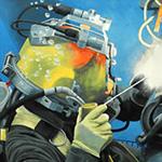 Dive Tank Mural