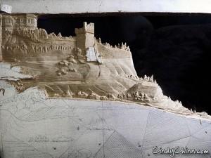 Carved Pew - Jerusalem