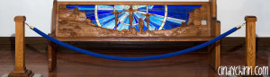 carved-church-pew