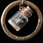 miniature painter in a bottle