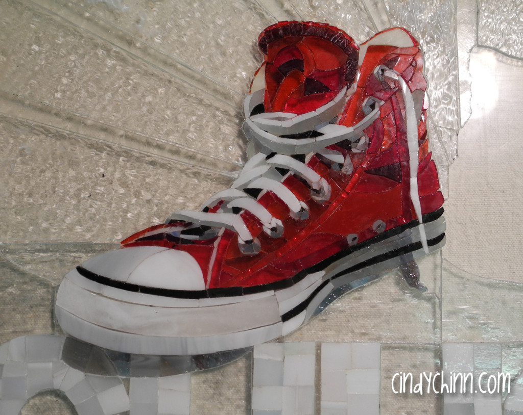 Converse Chuck Taylor All Star Glass Mosaic