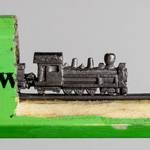 train-carved-from-pencil-lead-cindy-chinn