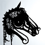 Large Metal Art and Barnyard Portraits