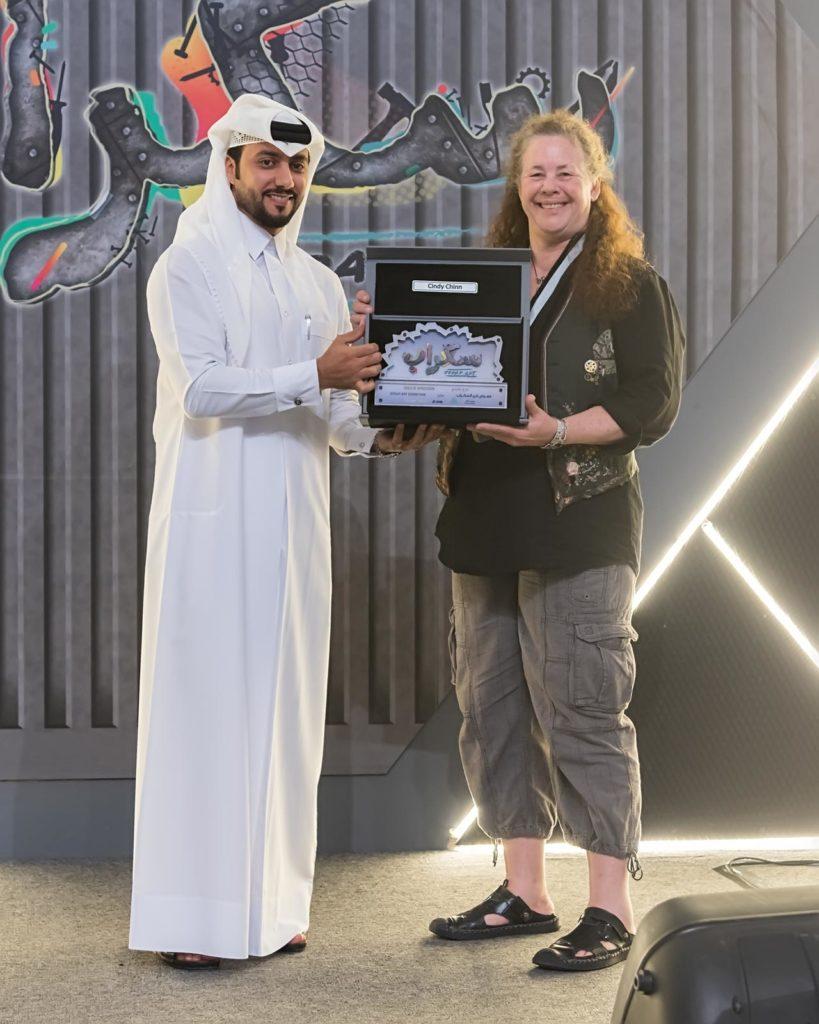 Metal Art Show in Doha Qatar - 2019