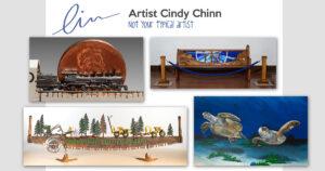 Artist Cindy Chinn